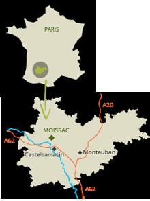 Rand'Eau Loisirs - Moissac - Tarn-et-Garonne